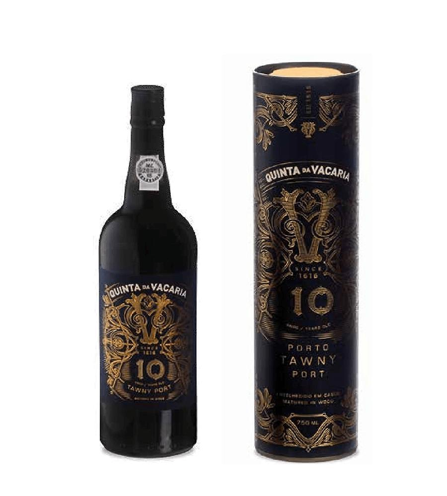 Vin de Porto Quinta da Vacaria Tawny 10 Anos, 75cl Douro