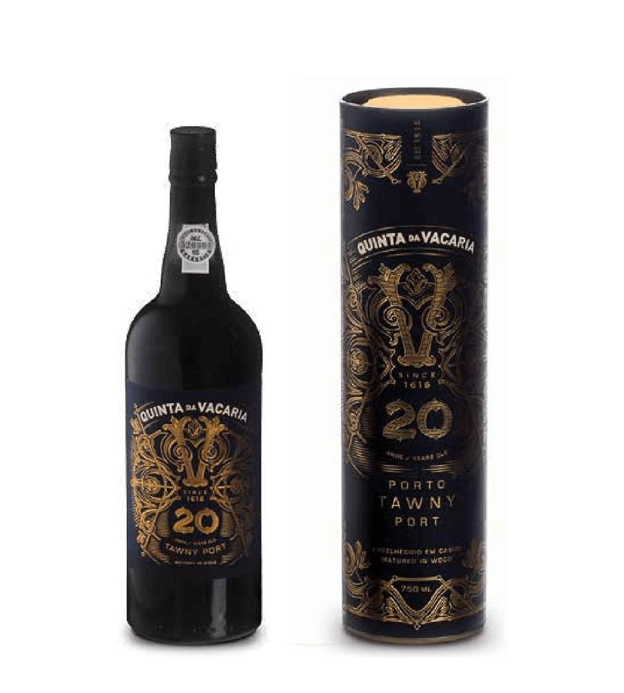 Vin de Porto Quinta da Vacaria Tawny 20 Anos, 75cl Douro
