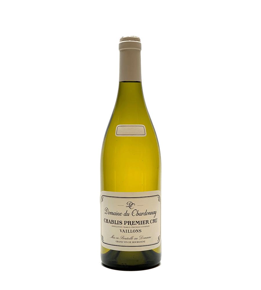 Vin Blanc Domaine du Chardonnay Chablis Premier Cru Vaillons 2019, 75cl Chablis