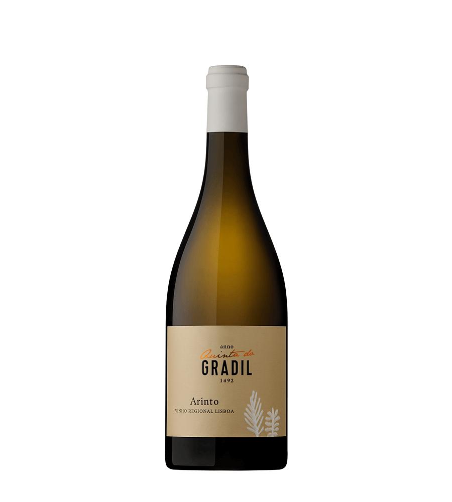 Vin Blanc Quinta do Gradil Arinto 2019, 75cl Lisboa